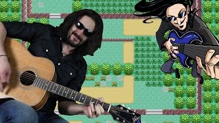 Pokemon - Route 1 Acoustic Cover (Little V)