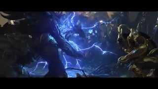 StarCraft II: Legacy of the Void - кинематографический трейлер и дата выхода.