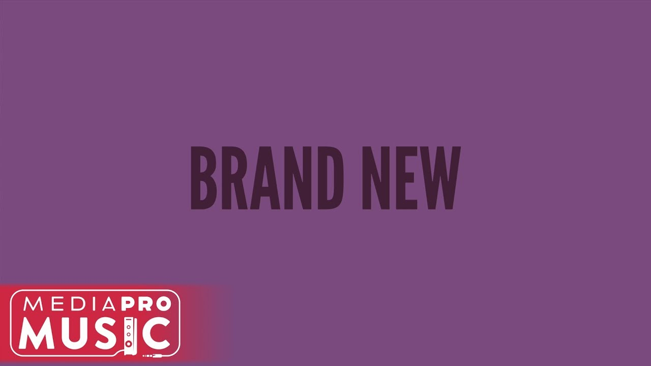 MAUVE — Brand New (Lyric Video)