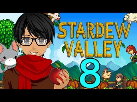 REJECTED!! | Stardew Valley | Part 8 | Twitch Live Stream