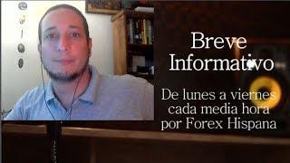 Breve Informativo - Noticias Forex del 23 de Mayo del 2019