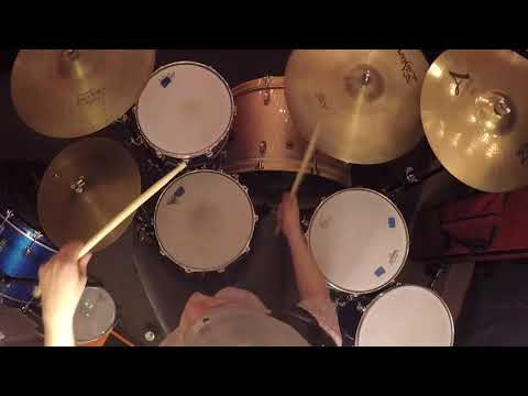Soundgarden - Head Down (Drum Cover with Track) mp3