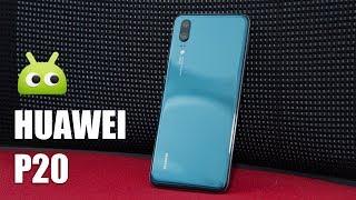 Huawei P20: первое впечатление