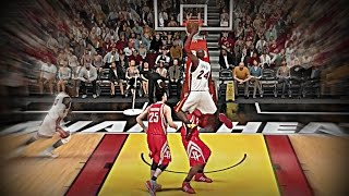 NBA 2k14 XB1 My Career | Dwight Howard Gets Jumped OVER | Amazing 4th Qtr