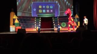 Фиксики цирк Астана