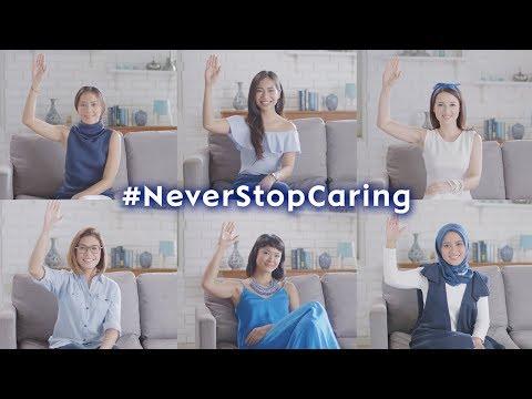 Untuk Mereka Yang Care dan Berani Angkat Tangan #NeverStopCaring