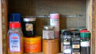 Qt #9: Kitchen Storage Idea