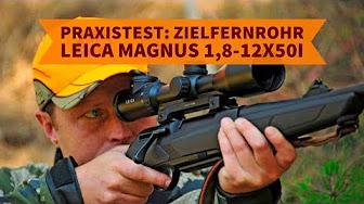 Leica Zielfernrohr Entfernungsmesser : Optik für die jagd: zielfernrohre spektive und ferngläser youtube