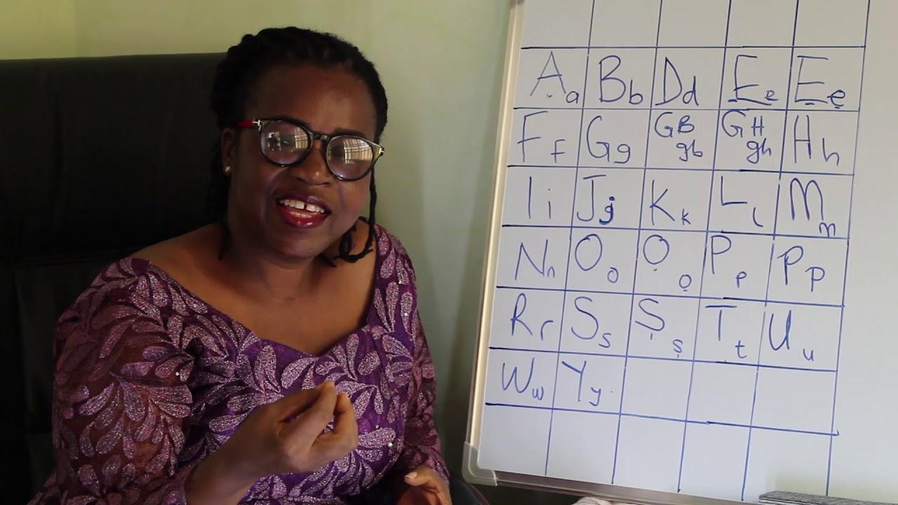 Download Okun Language School - Lesson 1 - Alphabets