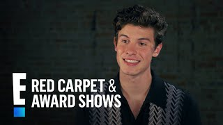 Shawn Mendes Recalls Jamming Out With Zac Brown | E! Red Carpet & Award Shows
