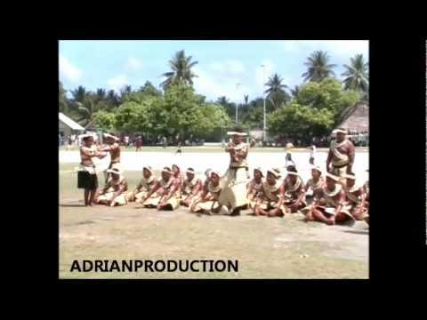 Kiribati dance