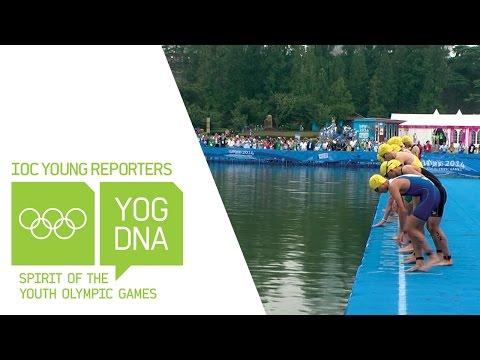 Great Britain wins men's triathlon #Nanjing2014 #TeamGB