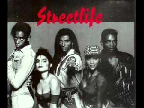 Streetlife - Streetlife (Keep on movin')