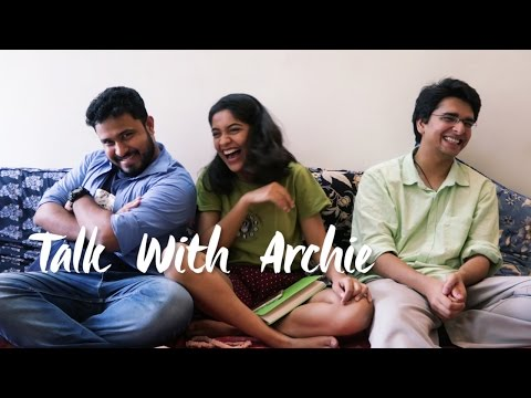 Archana Kavi | Talk With Archie ft Abish Mathew and Mani Prasad