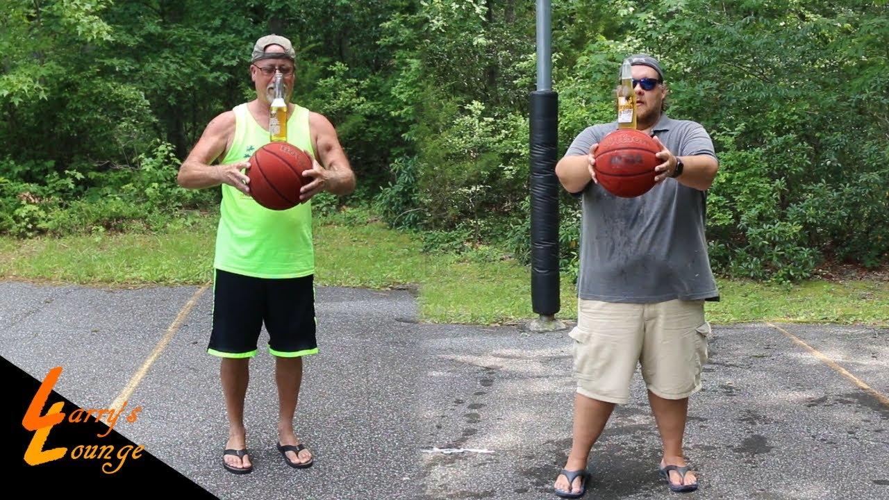 The Basketball Beer Challenge!