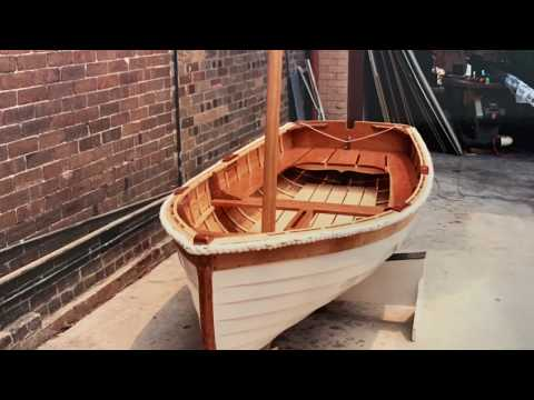 Traditional Clinker Construction  Episode 4: Setting Up Part 2