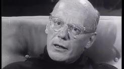 Günter Gaus im Gespräch mit Gustaf Gründgens (1963)