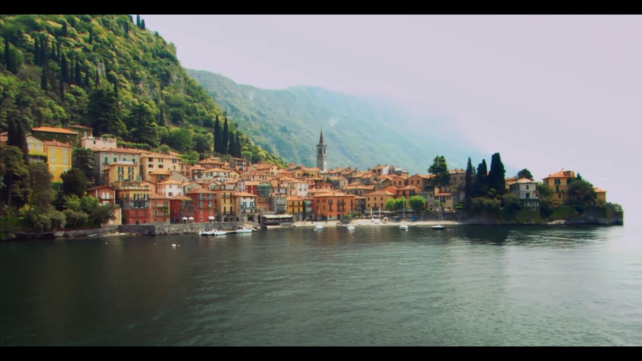 Lake Como Italy Bellagio And Varenna Youtube