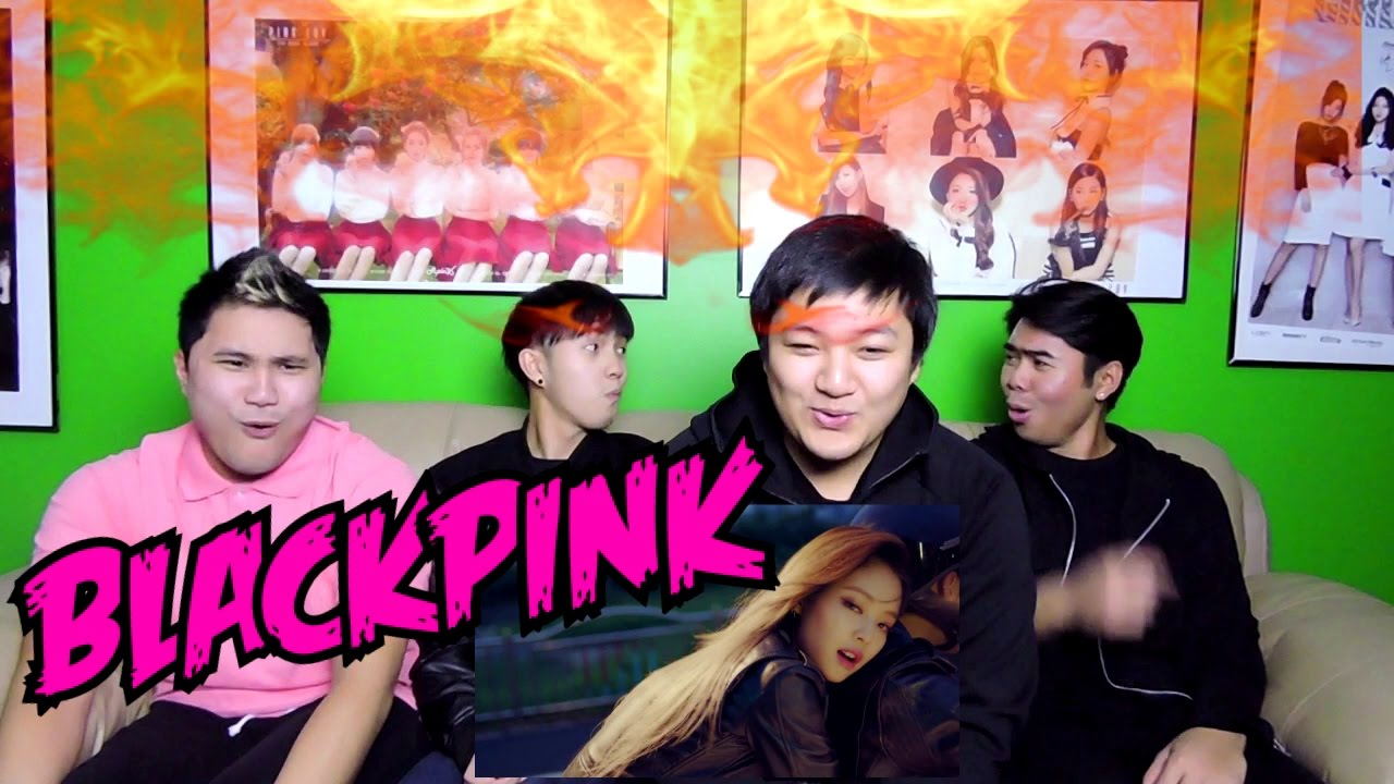 Blackpink Playing With Fire Mv Reaction Funny Fanboys