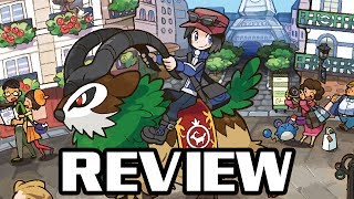 Pokemon X and Y 3DS Review (Video Game Video Review)
