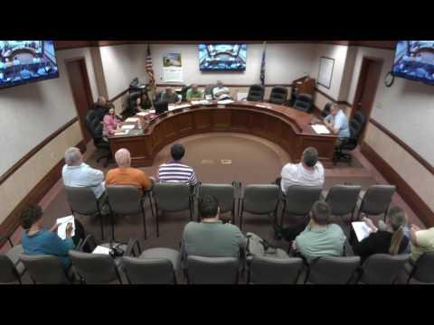 6 19 17 Commissioners