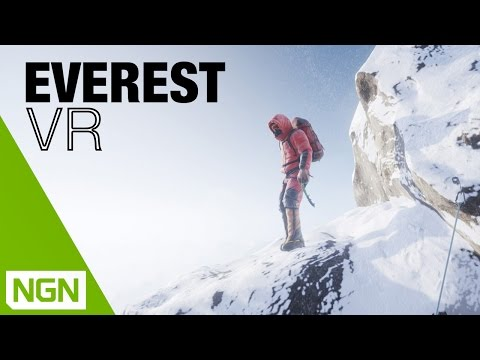 Everest VR - Beautiful design allows everyone to scale Mount Everest! - E3 2016