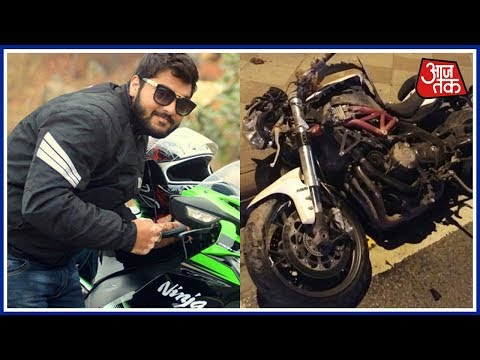 Man Dies Racing Superbike In Delhi, Accident Caught On Camera: Ek Aur Ek Gyarah