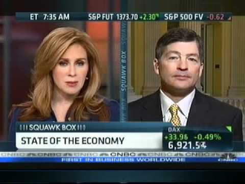 """Hensarling on Bernanke's """"State of the Economy"""" Testimony to House Financial Services Committee"""