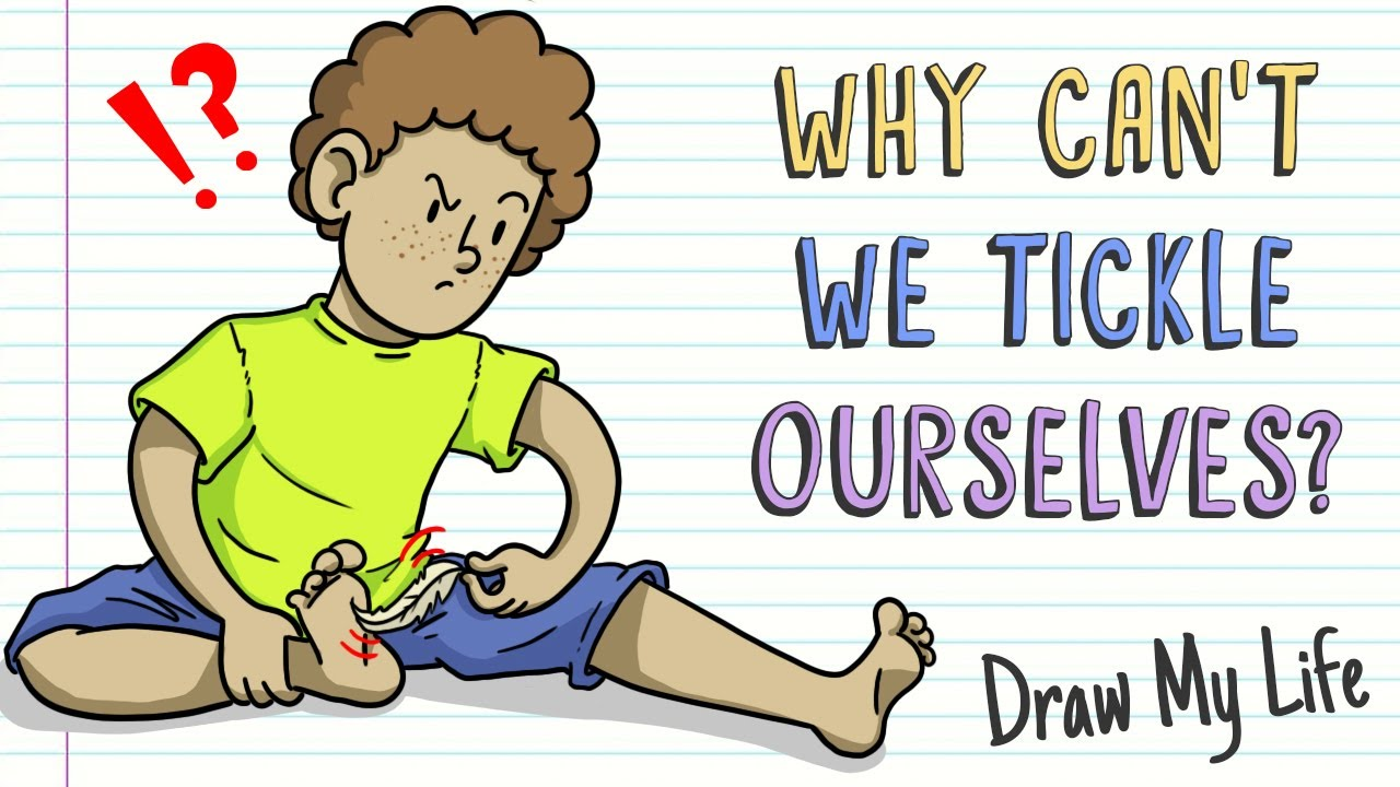 Download WHY CAN'T WE TICKLE OURSELVES? | Draw My Life