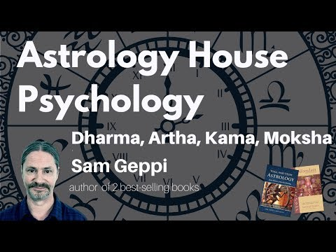 Psychology Of The Astrology Houses