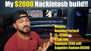 Z370 Hackintosh Macos Mojave Update Video | Lehuga