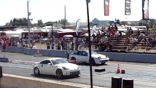 350z TT VS Talon @ Pont-Rouge 2014 - Jonblack.net