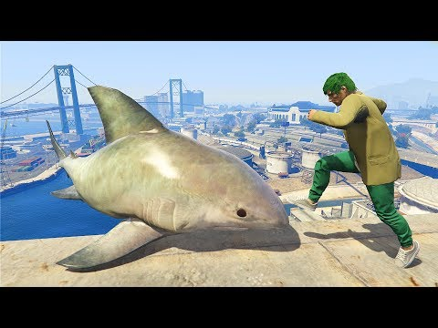 GTA 5 Water Fails | Ragdolls Compilation vol.48 (Euphoria physics)