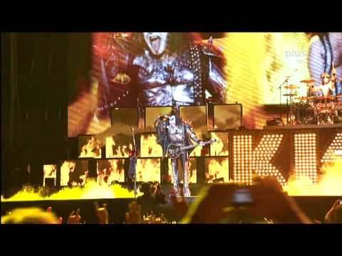 KISS - Firehouse - Rock Am Ring  - Sonic Boom Over Europe Tour