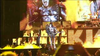 KISS - Firehouse - Rock Am Ring 2010 - Sonic Boom Over Europe Tour