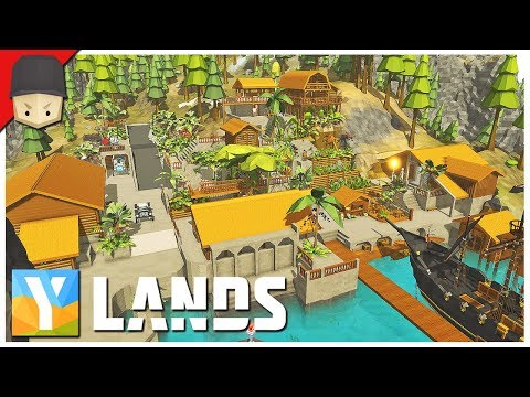 YLANDS - THE BASE! : Ep.38 (Survival/Crafting/Exploration/Sandbox Game)