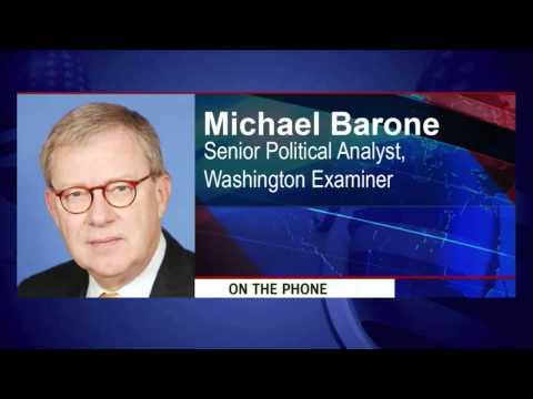 Michael Barone -- Senior Political Analyst at The Washington Examiner