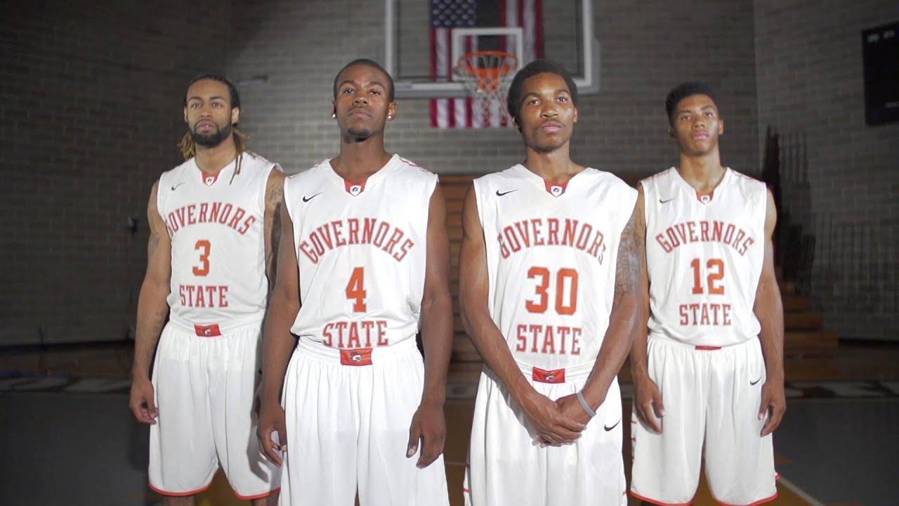 Uk Basketball: Governors State University Mens Basketball Promo 2015