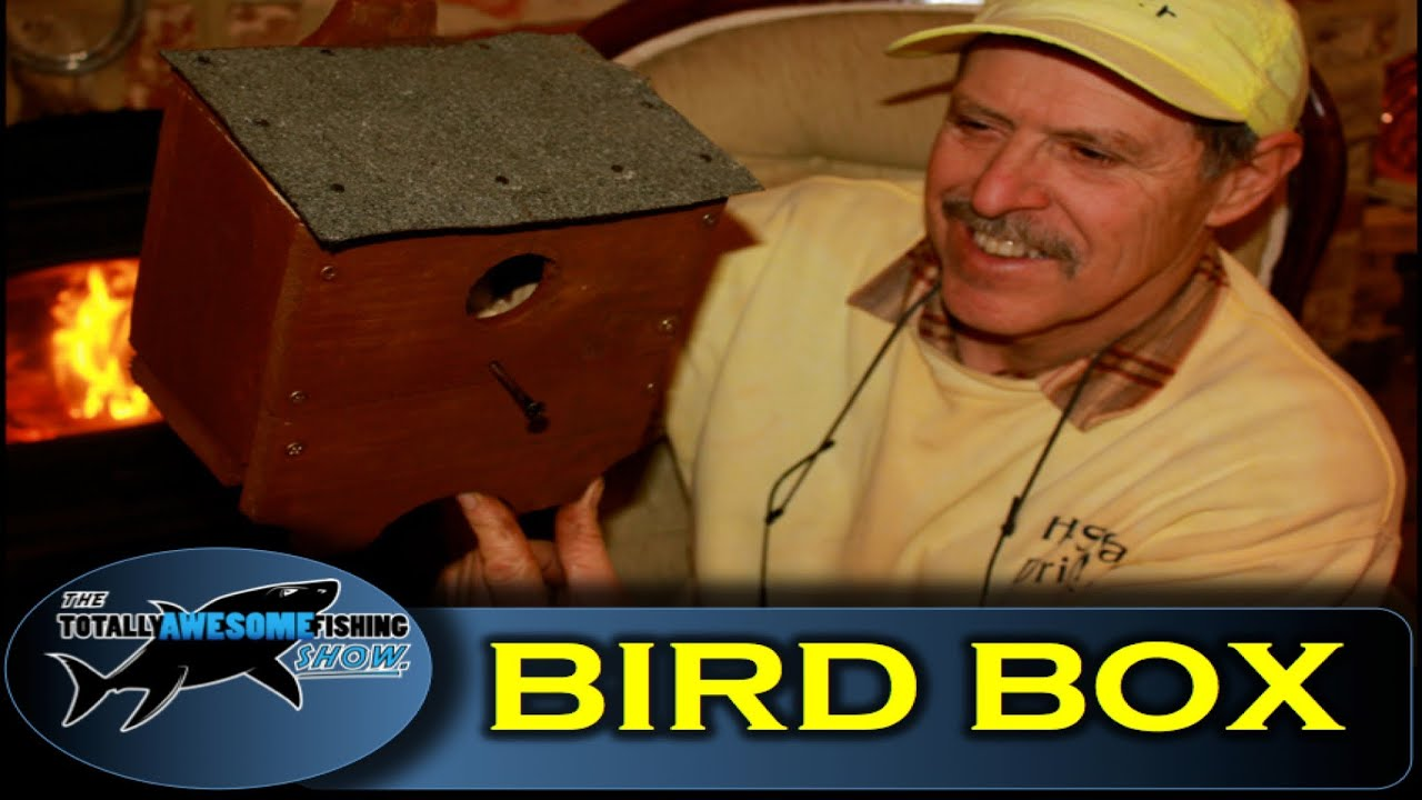 How to build a Bird House from Pallet Wood -Totally Awesome Fishing ...