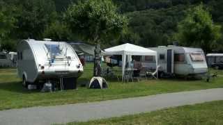 Camping mit Freunden in Gampel / Wallis ( VS ) - 2012