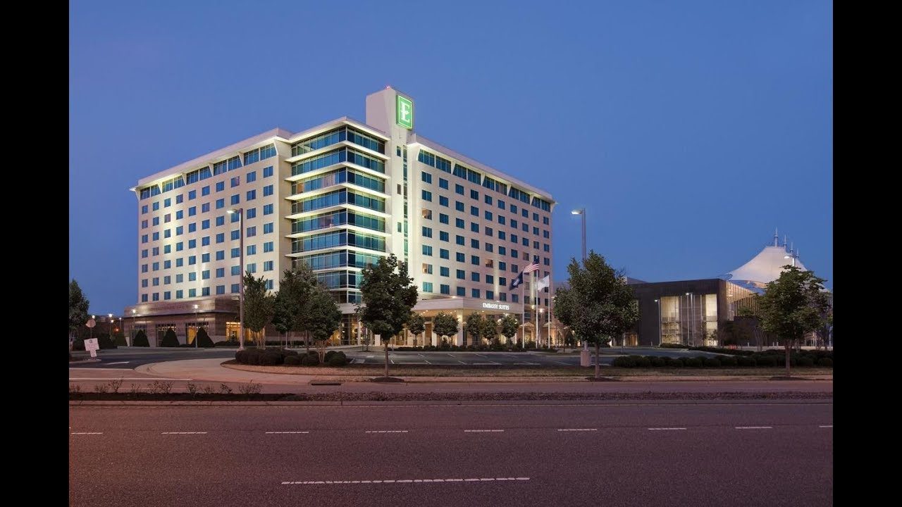Embassy Suites Hampton Roads - Hotel, Spa and Convention Center ...