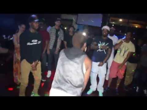 Y E  Mafia 1st show