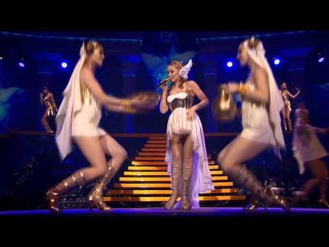 Kylie Minogue - The One live - BLURAY Aphrodite Les Folies Tour - Full HD