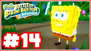 SpongeBob Squarepants: Battle for Bikini Bottom Rehydrated - Part 14 - 75 Gold Spatulas!