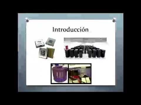 Curso: Arquitectura de computadoras_(Introducción, Arquitectura, Procesadores paralelos)