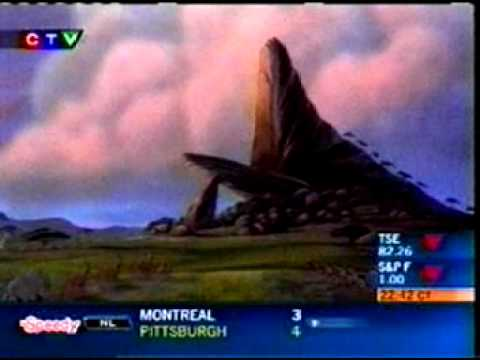 CTV Newsnet - Announcement for Lion King 3.