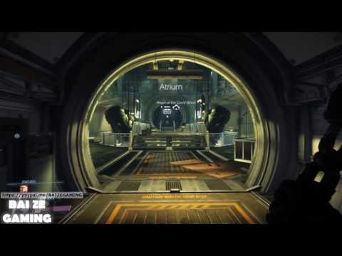 Prey 2017 Part 30 - Null Grenade on Heart of the Coral!