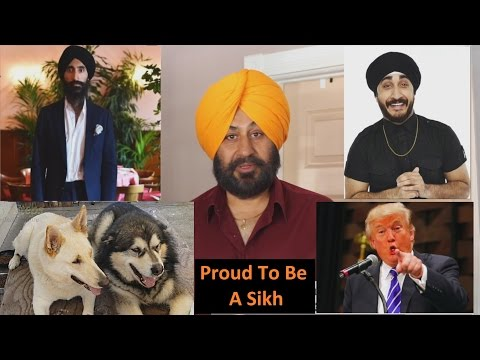 Proud To Be A Sikh Wearing Turban | A Turban Does Not Make You A Bad Person