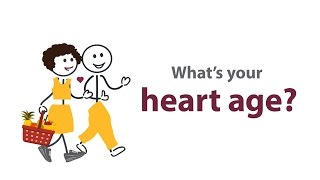 How Old Is Your Heart? Learn Your Heart Age!