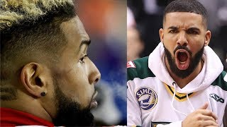 Odell Beckham Jr & Drake Being SUED For Nightclub FIGHT!